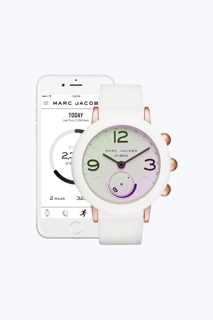 Marc Jacobs Riley Hybrid Smartwatch