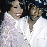 Whitney Houston and Bobby Brown —1999
