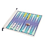 Sunnylife Travel Backgammon and Checkers Set
