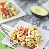 Cobb Pasta Salad With Red Wine Vinaigrette