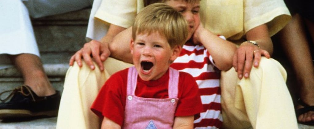 See Prince Harry's Evolution From Cute Kid to Dashing Prince
