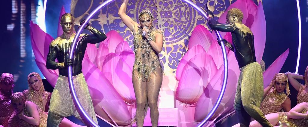 Jennifer Lopez Latin Billboards Performance 2018 Video