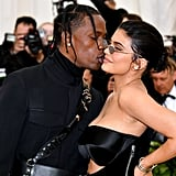 Pictured: Travis Scott and Kylie Jenner