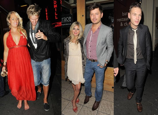 Pictures of BB11 and UBB Housemates Including Josie, John James, Brian Dowling, Sam Pepper, Preston at Big Brother Wrap Party