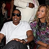 Pictured: JAY-Z and Beyoncé