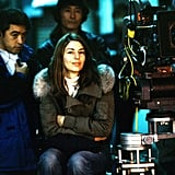 Sofia Coppola for Lost in Translation, 2004