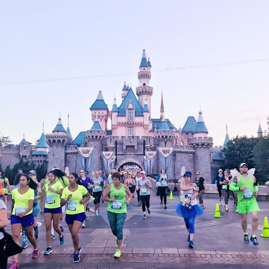 What Is It Like to Run a Disneyland Half Marathon?