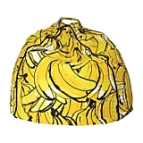 It's a bean bag and it's covered in bananas. Add to cart! Kip & Co. Bananas Canvas Beanbag ($139)