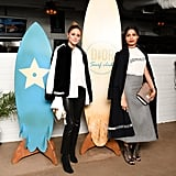 She Joined Fashion Icon Olivia Palermo at the Dinner Party