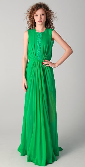 Green Dresses Inspired by Viola Davis's Oscar Gown