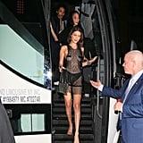 Bella Hadid Met Gala Afterparty Dress 2017