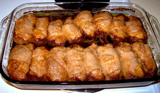 Reader Recipe: Mountain Dew Apple Dumplings
