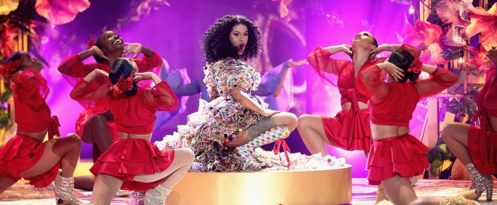Cardi B's 2018 American Music Awards Performance Video