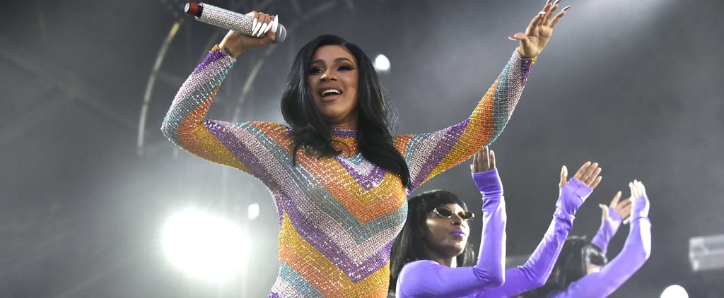 Cardi B Made History With AMAs Win For Favorite Rap Song