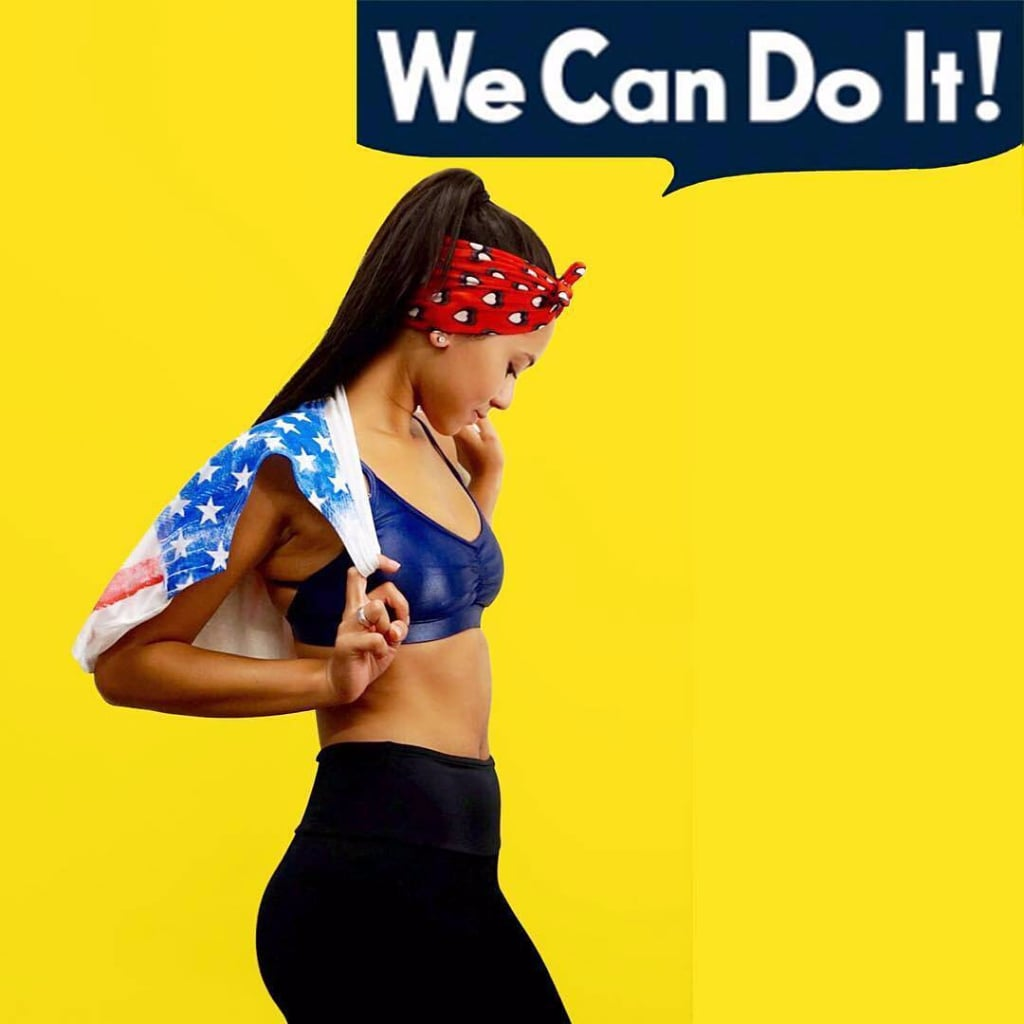 rosie the riveter costume ideas popsugar love sex - Rosie The Riveter Halloween Costume