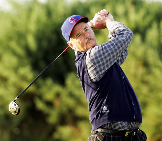 Bill Murray Is Launching a Line of Whimsical Golf Clothing, Making Dreams You Didn't Even Know You Had Come True