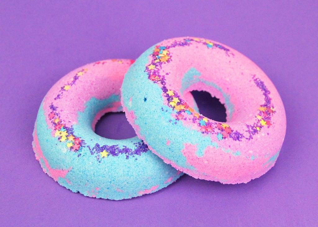 Unicorn Doughnut Bath Bomb