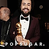 Ramy Youssef at the 2020 Golden Globes
