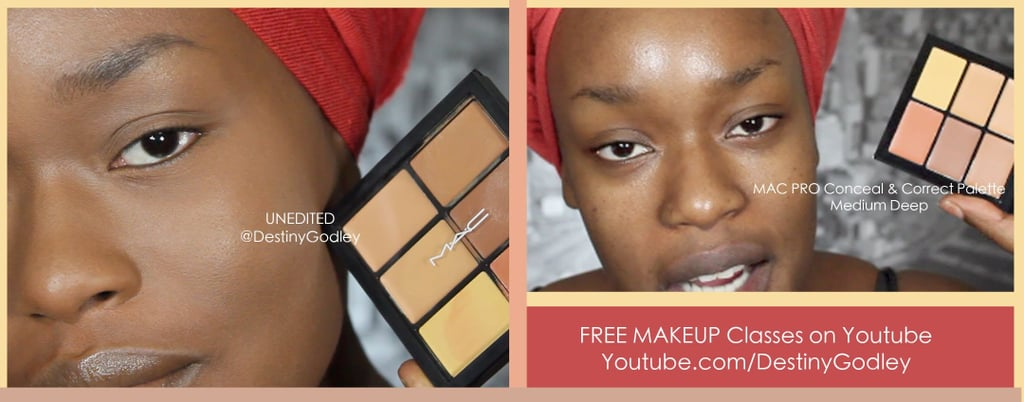 Color Correction With MAC Cosmetics