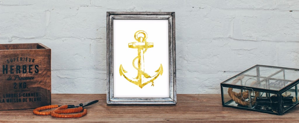 15 Nautical Home Accents For a Dreamy, Oceanic Bedroom