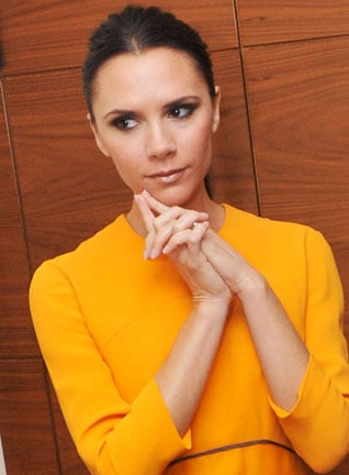 Victoria Beckham Tells Tatler January 2011 Issue She Uses NIVEA, Chanel, Stila and Burberry Makeu Wants to Design Nude Lip Gloss