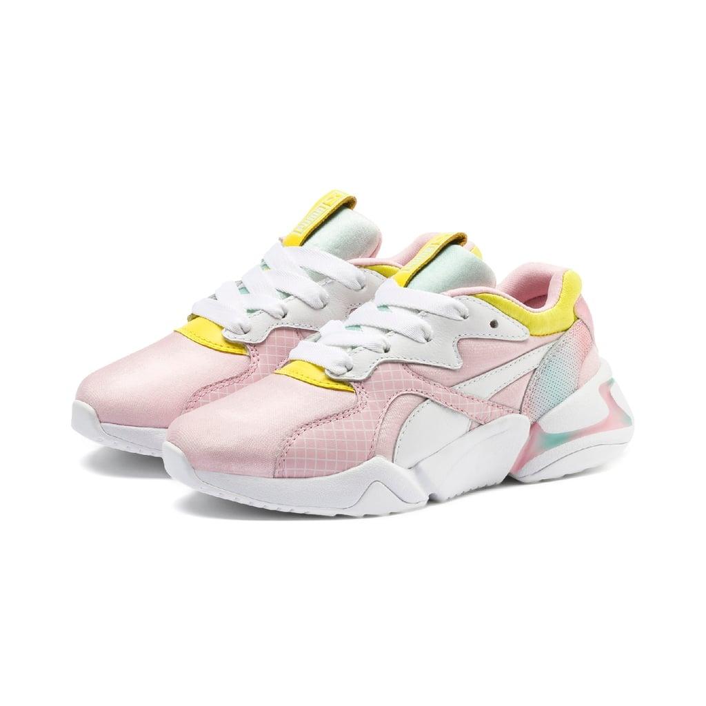 Nova x Barbie Sneakers | Sneakers, Athleisure trend, Sock shoes
