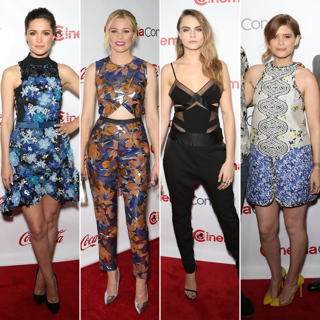 Celebrity Style at CinemaCon's Big Screen Achievement Awards