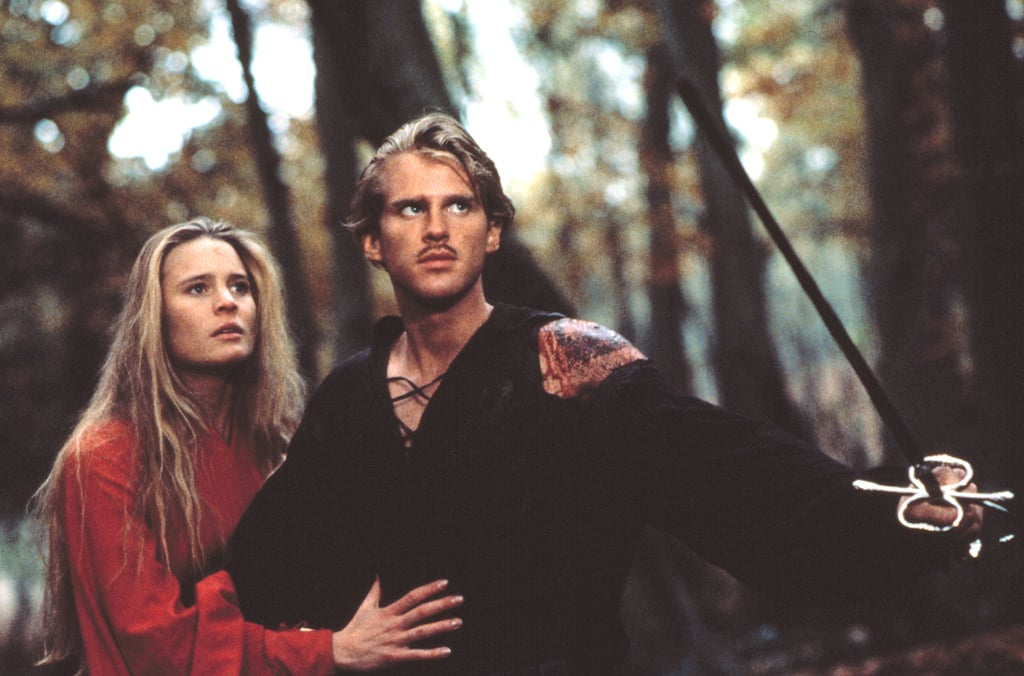 buttercup and westley from the princess bride