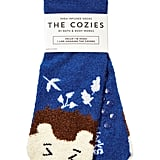 Hugo the Hedgehog Shea-Infused Socks