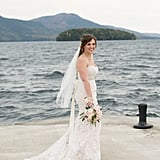 Elegant Lakeside Wedding