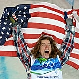 Shaun White McTwists Into Gold