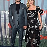 Joshua Jackson and Diane Kruger attended the NYC premiere of The Affair on Monday.