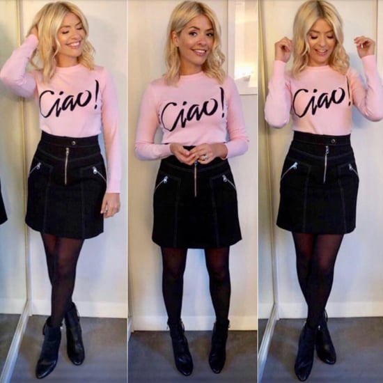 Holly Willoughby's Best Outfits of 2018