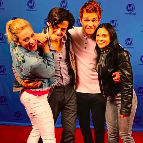 Riverdale Cast Hanging Out Together Pictures