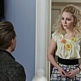 The Carrie Diaries What happens:  After a fight with Carrie, Sebastian drunkenly makes out with Maggie. Maggie finds out Walt is gay and confronts him, and Walt finally kisses Bennet. Carrie and Walt move to NYC for the Summer.  Most shocking moment: Carrie breaks up with Sebastian when she finds out that he hooked up with Maggie.