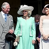 Meghan's First Appearance With Prince Charles and Camilla
