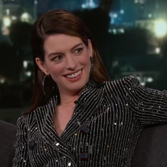 Anne Hathaway's Matthew McConaughey Impression 2019 Video