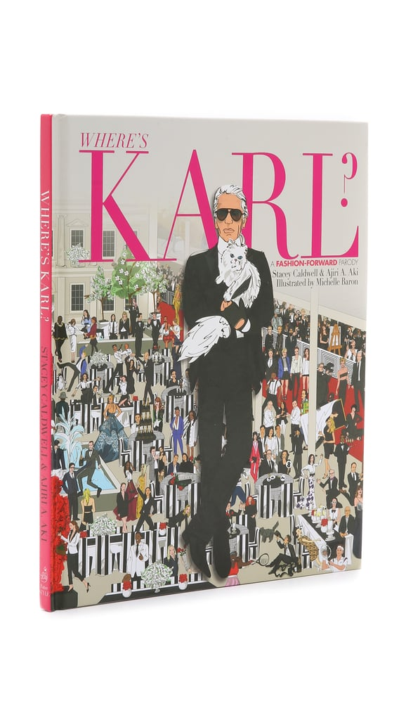 Where's Karl? Book