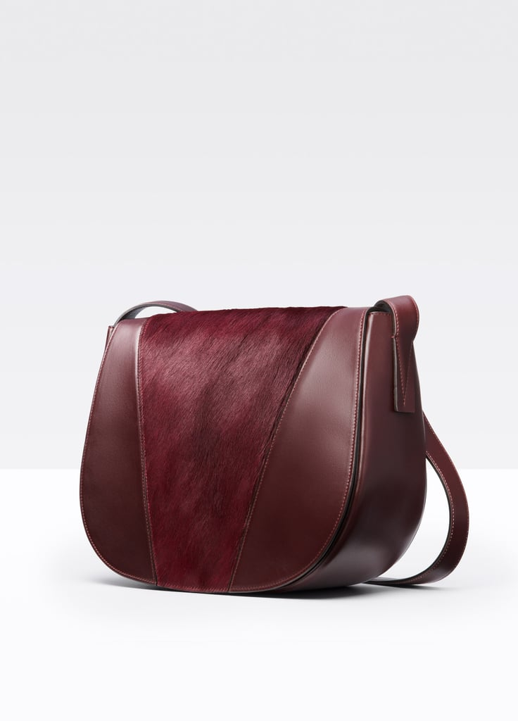 Vince Modern V Shoulder Bag
