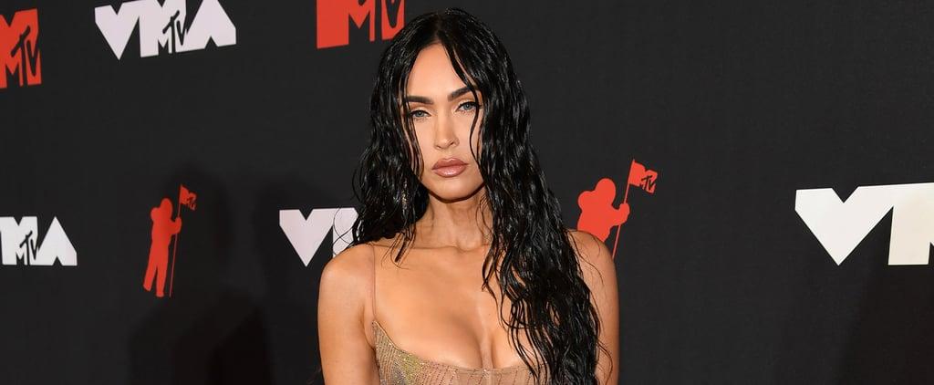 Megan Fox's Mugler Dress at the MTV VMAs 2021
