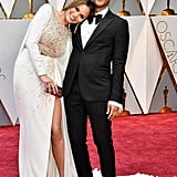 February: Chrissy Adorably Rested Her Head on John's Shoulder at the Oscars