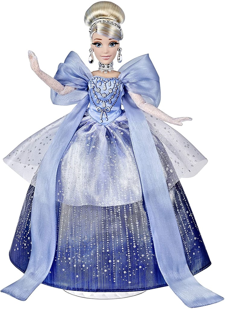 Disney Princess Style Series Holiday Style Cinderella Doll