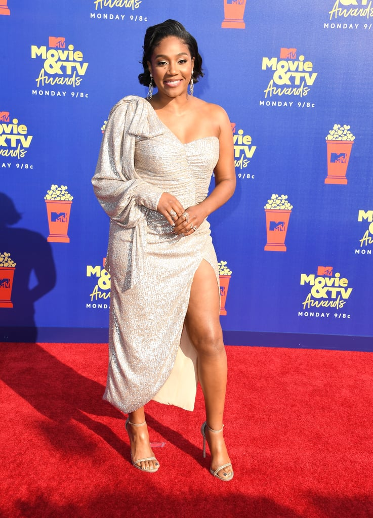 Tiffany Haddish at the MTV Movie & TV Awards