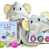 Elephant Bath Set