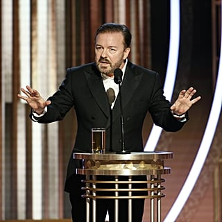 Ricky Gervais Skewered Hollywood in His Golden Globes Monologue — Watch It Now