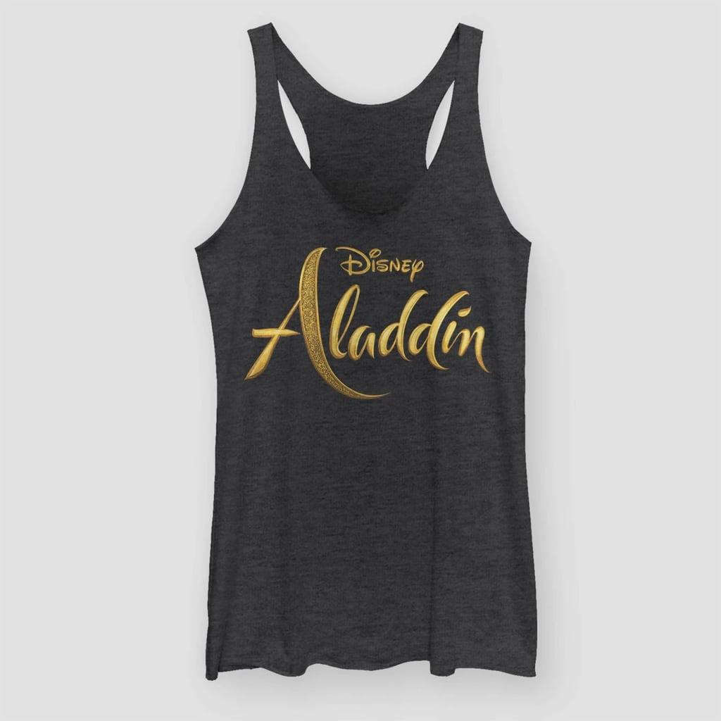 Aladdin Live Action Logo Tank Top