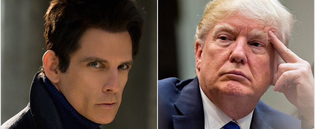 "Ben Stiller Reprised His Zoolander Role to Hilariously Mock Trump's ""Stable Genius"" Tweets"