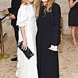 Mary-Kate and Ashley Olsen at Youth America Grand Prix 2017