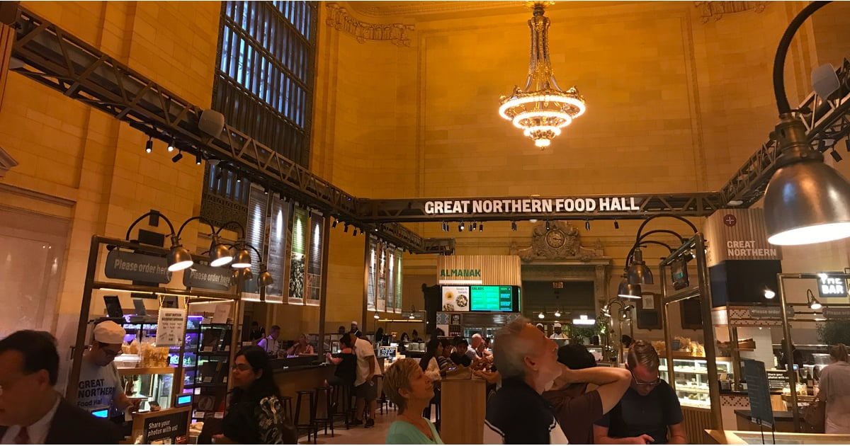 great northern food hall  grand central station  new york