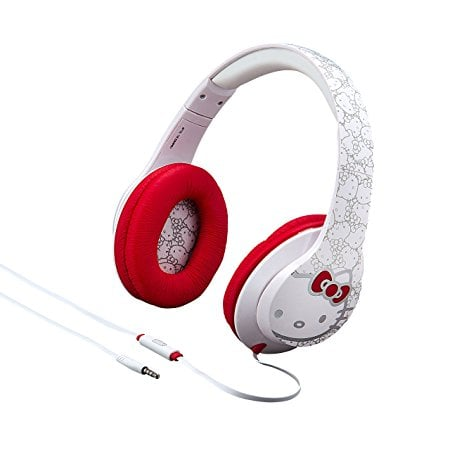 Hello Kitty Over-the-Ear Headphones ($25)